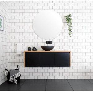Kyoto 1200 Centre Bowl vanity