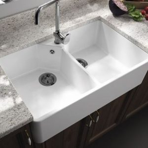 Chester Double Porcelain Sink