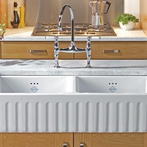 Shaws Ribchester Fireclay 800 Sink