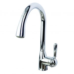 Country Pull Down Sink Mixer
