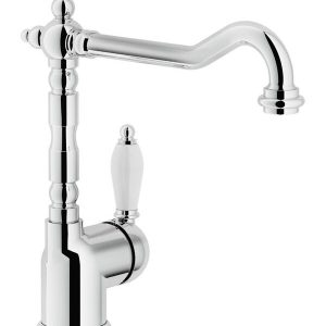 Frances Chrome Single Sink Mixer