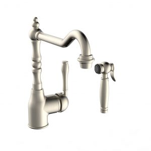Provincial Kitchen Mixer with Spray BN